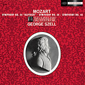 Play & Download Mozart: Symphonies No. 35 in D Major K385; No. 39 in E-Flat Major K.543 & No. 40 in G Minor K550 - Sony Classical Originals by Various Artists | Napster