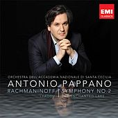 Rachmaninoff: Symphony no. 2 / The Enchanted Lake by Orchestra dell'Accademia Nazionale di Santa Cecilia