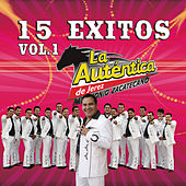 Play & Download 15 Exitos Vol. 1 by La Auténtica De Jerez | Napster
