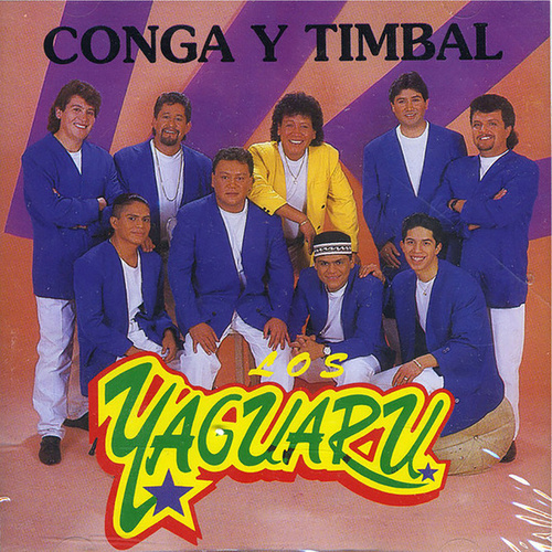 Play & Download Conga Y Timbal by Los Yaguaru | Napster