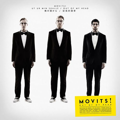 Out Of My Head by Movits!