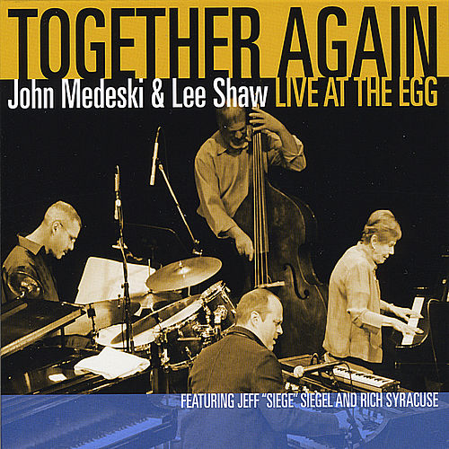 Play & Download Together Again by John Medeski | Napster