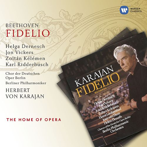 Beethoven: Fidelio by Berliner Philharmoniker