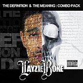 The Definition & The Meaning: Combo Pack by Layzie Bone