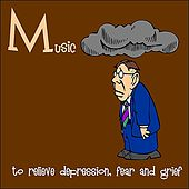 Play & Download Music to Relieve Depression, Fear, and Grief by Various Artists | Napster