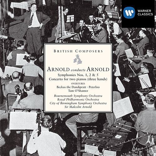 Play & Download Arnold conducts Arnold: Symphonies Nos. 1, 2 & 5 etc by Various Artists | Napster
