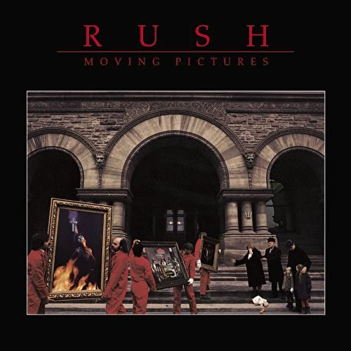 Moving Pictures by Rush