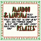 Remixes by Amadou & Mariam
