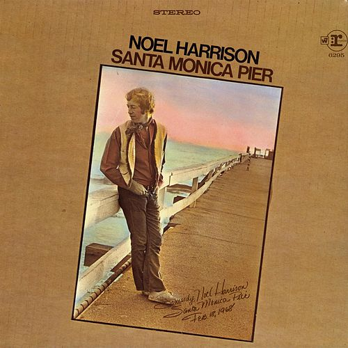 Santa Monica Pier by Noel Harrison