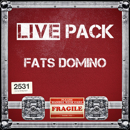 Live Pack - Fats Domino - EP by Fats Domino