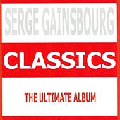 Classics by Serge Gainsbourg