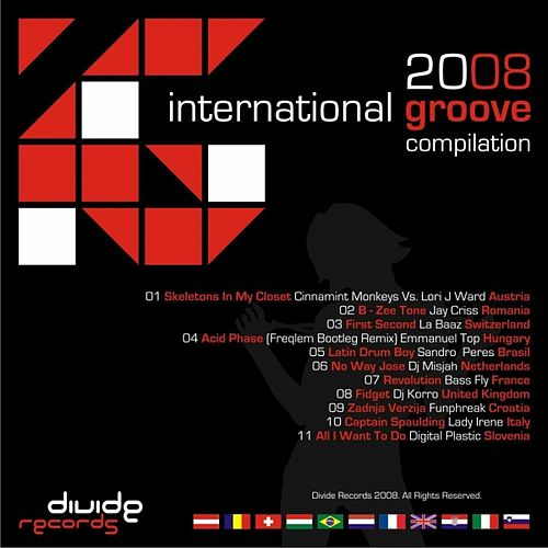 Play & Download International Groove Compilation 2008 by Various Artists | Napster