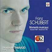 Schubert - Moments musicaux : Sonate D.664, Deutsche D.783 by Alexandre Tharaud