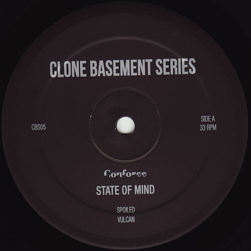 State of Mind EP by Conforce