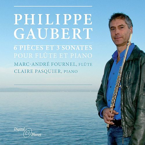 Philippe Gaubert by Marc-André Fournel