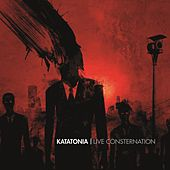 Live Consternation by Katatonia