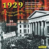 Play & Download 1929 : Les chansons de cette année-là by Various Artists | Napster