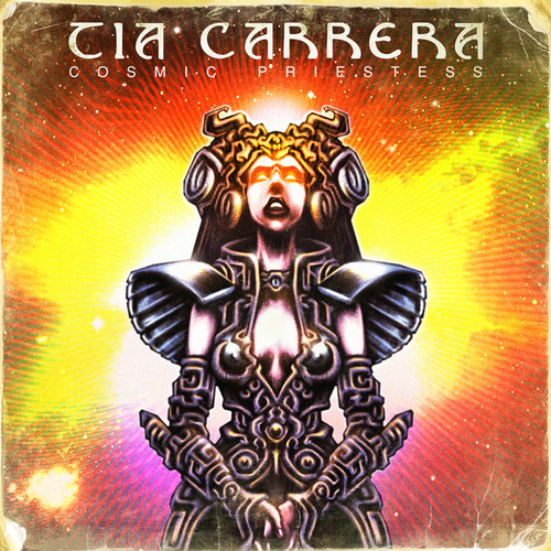Play & Download Cosmic Priestess by Tia Carrera | Napster