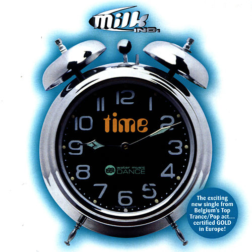 Time - EP by Milk, Inc.