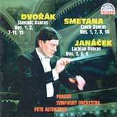 Play & Download Smetana, Dvořák, Janáček: Dances by Prague Symphony Orchestra | Napster