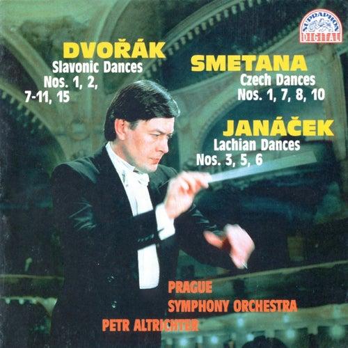 Smetana, Dvořák, Janáček: Dances by Prague Symphony Orchestra