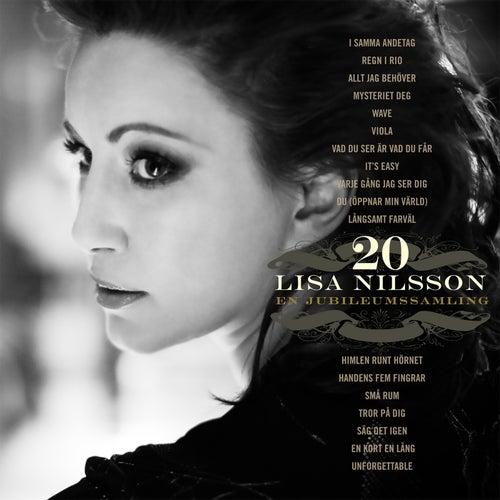 20: En Jubileumssamling by Lisa Nilsson