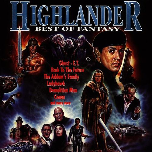 Highlander: Best Of Fantasy by Various Artists