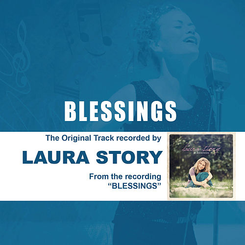Play & Download Blessings - Performance Track EP by Laura Story | Napster