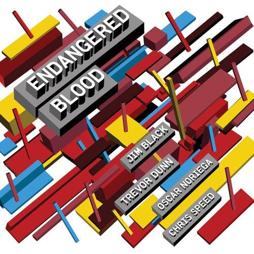 Play & Download Endangered Blood by Jim Black, Trevor Dunn, Oscar Noriega, Chris Speed | Napster