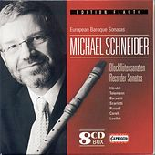 Recorder Recital: Schneider, Michael - Handel, G.F. / Telemann, G.P. / Barsanti, F. / Scarlatti, A. / Sammartini, G. / Mancini, F. / Castrucci, P. von Various Artists