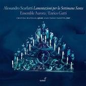 Scarlatti: Lamentazioni per la Settimana Santa von Various Artists