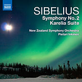 Play & Download Sibelius: Symphony No. 2 - Karelia Suite by Pietari Inkinen | Napster