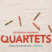 Quartets by Jefferson Friedman