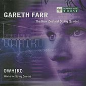 Farr: Works for String Quartet by New Zealand String Quartet