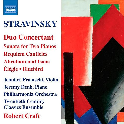 Play & Download Stravinsky: Duo Concertant by Various Artists | Napster