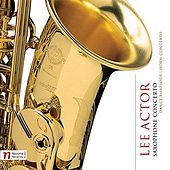 Actor: Saxophone Concerto by Various Artists