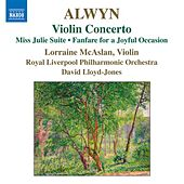 Play & Download Alwyn: Violin Concerto by Various Artists | Napster