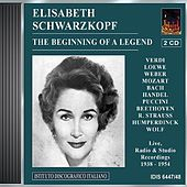 Play & Download Vocal Recital: Schwarzkopf, Elisabeth - Verdi, G. / Loewe, C. / Weber, C.M. Von / Mozart, W.A. / Bach, J.S. / Handel, G.F. / Beethoven, L. Van by Various Artists | Napster