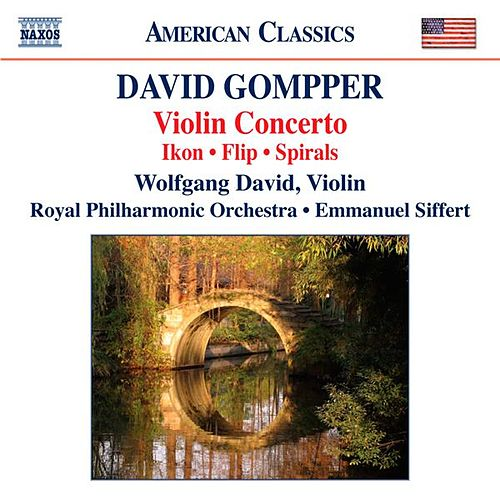 Play & Download Gompper: Violin Concerto by Various Artists | Napster