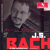 Play & Download Bach, J.S.: Harpsichord Concertos - Bwv 1052, 1053, 1055, 1056 by Byron Schenkman | Napster