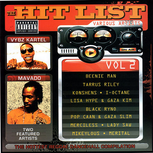 Play & Download The Hit List Vol. 2 by Various Artists | Napster