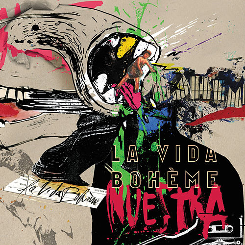 Play & Download Nuestra by La Vida Boheme | Napster