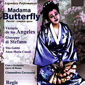 Play & Download Puccini: Madama Buterfly (complete) by Victoria De Los Angeles | Napster