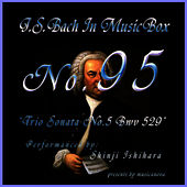 Play & Download Bach In Musical Box 95 / Trio Sonata No.5 Bwv 529 by Shinji Ishihara | Napster