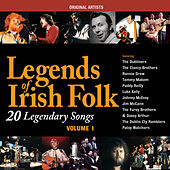 Play & Download Legends Of Irish Folk - Volume 1 by Various Artists | Napster