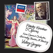 Play & Download Rimsky-Korsakov: 5 Operas by Various Artists | Napster