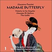 Play & Download Giacomo Puccini: Madame Butterfly (Gavazzeni, De Los Angeles, Di Stefano), Vol. 1 by Rome Opera Chorus and Orchestra | Napster