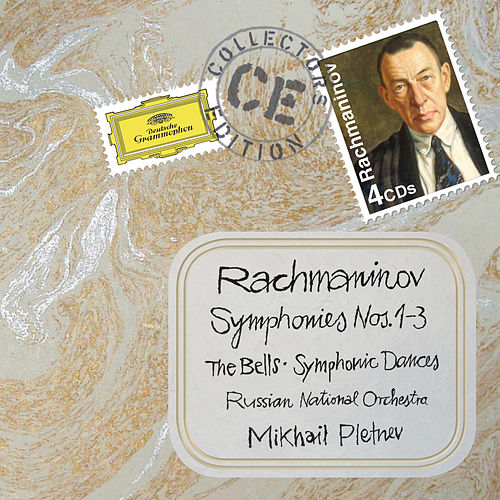 Rachmaninov: Symphonies Nos.1-3; The Bells; Symphonic Dances by Russian National Orchestra