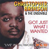 Got Just What I Wanted by Christopher Brinson