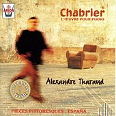 Chabrier : L'oeuvre pour piano, vol. 2 by Alexandre Tharaud